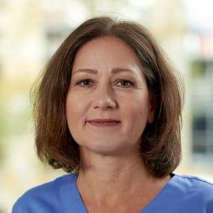 Praxismanagerin Iris Bollenbacher