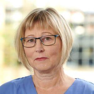 Zahntechnikerin Karin Reis